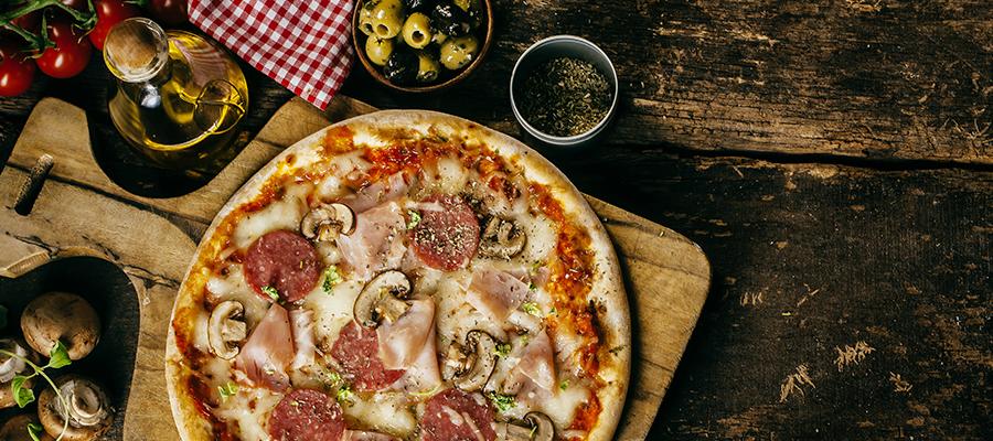 pizza-casera-jamon